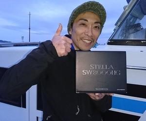 おめでとうございます!!。(^_^)