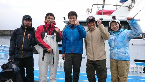 「大漁!関東沖釣り爆釣会」放送予定!!。