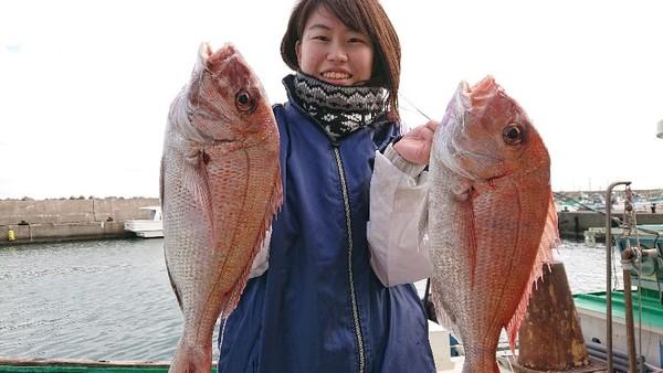 外房勝浦川津のカモシ釣り!!。