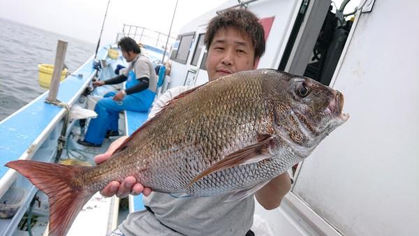 外房勝浦川津のカモシ釣り!!。(その1)のサムネイル