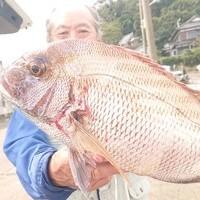 10月4日 外房勝浦川津のカモシ釣り!!。のサムネイル