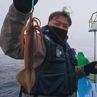 12月12日 外房勝浦川津のスルメイカ!!。のサムネイル