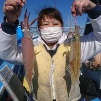 1月31日 外房勝浦川津のヤリイカ狙い!!。のサムネイル