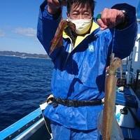 2月5日 外房勝浦川津の寒サバ〜ヤリイカリレー!!。のサムネイル