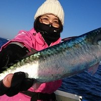 2月13日 外房勝浦川津の寒サバ〜ヤリイカのリレー釣り!!。のサムネイル