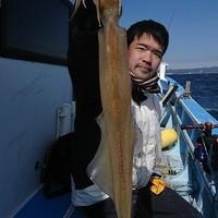 2月24日 外房勝浦川津の寒サバ〜ヤリイカのリレー釣り!!。のサムネイル