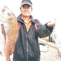 6月21日 外房勝浦川津のカモシ釣り!!。のサムネイル