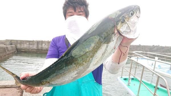 6月23日 外房勝浦川津のカモシ釣り!!。のサムネイル