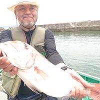 6月24日 外房勝浦川津のカモシ釣り!!。のサムネイル