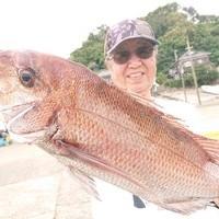 6月25日 外房勝浦川津のカモシ釣り!!。のサムネイル