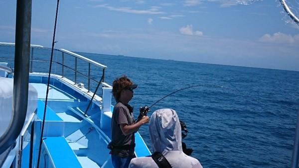 7月29日 午前船でSLJ !!。のサムネイル