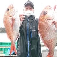 7月4日 外房勝浦川津のカモシ釣り!!。のサムネイル