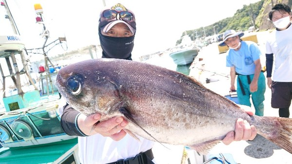 7月30日 カモシ釣り〜!!。のサムネイル