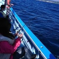 9月21日 午前船SLJルアー好調〜!!。(その1)のサムネイル